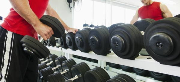 dumbbell-rack